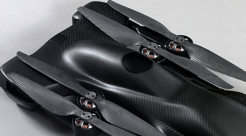 碳纤维无人机壳的优势有哪些