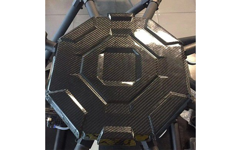 Carbon Fiber Unmanned Aerial Vehicle Shell